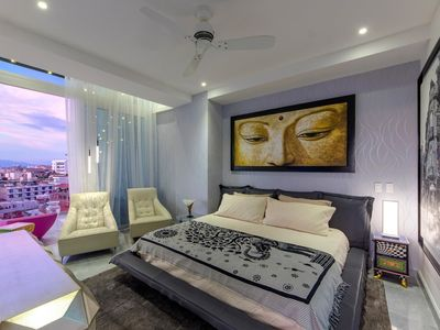 Photo for Brand New Penthouse D'Terrace PH1 Stunning Ocean Views in Romantic Zone!