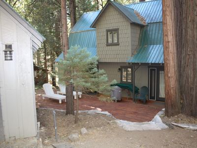 Photo for Clover Cabin In The Sequoia National Forest, not near the National Park