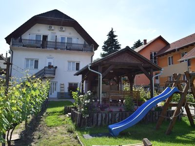 Photo for Holiday apartment in the city center with air conditioning