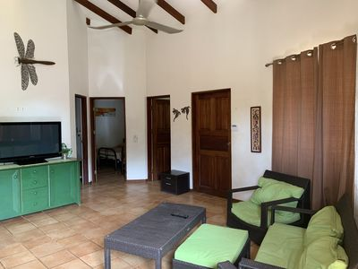 Photo for Beautiful, Villa in the center of Playas del Coco, near to banks, supermarkets