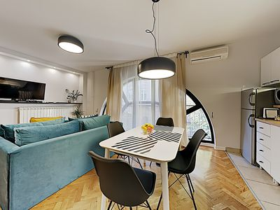 Photo for Downtown Belgrade Gem ♛ NEW 2019 Refurbished Central Home ♛
