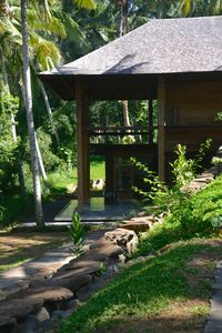 Photo for 5☆ unique, peaceful, architecturally beautiful family house in Mas, Ubud. Bali