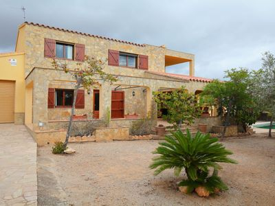 Photo for Vacation home Casa Ulldellops in L'Ampolla - 8 persons, 4 bedrooms