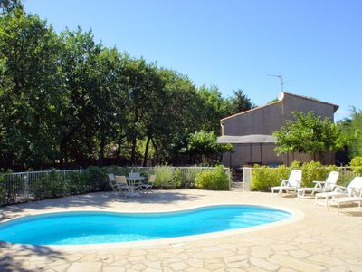 Photo for Holiday villa with private pool - Gorges du Verdon - Haut var