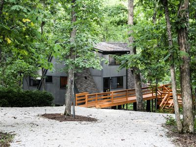 Photo for Beautifully  updated Innsbrook chalet at 449 Foxfire Point Dr
