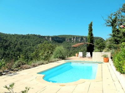 Photo for Vacation home Villa Salammbo  in Châteaudouble, Côte d'Azur hinterland - 6 persons, 2 bedrooms
