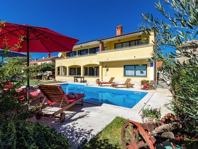 Photo for Relaxing holiday house with private pool and children's playground ideal for family holidays