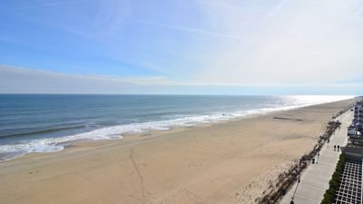 Photo for #707 Ocean Front Condo, 1 Bedroom, 1 Bath Studio, One Virginia Avenue, Rehoboth Beach DE