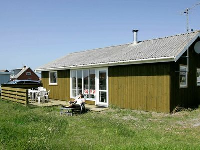 Photo for Fabulous Holiday Home in Thisted with Sauna