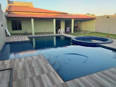 Photo for House with pool near the beach in Aracaju / SE