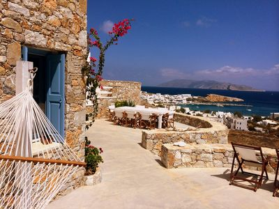 Photo for Villa Mikros Vorias Folegandros
