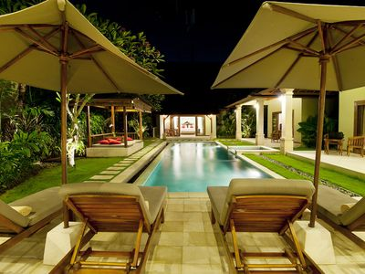 Photo for Zan, Luxury 3 Bedroom Seminyak