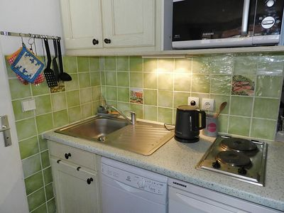 Photo for Apartment in Cogolin with Parking, Internet, Washing machine, Terrace (115115)