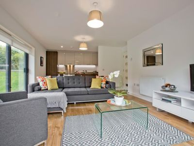 Photo for LUXURY 2 BED Apartment in Stoneywood, Aberdeen