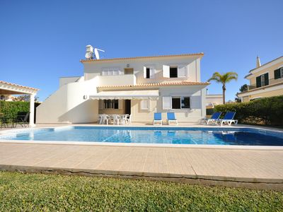 Photo for Large 6 bed. pool villa in Vilasol Golf Resort, walking distance to amenities