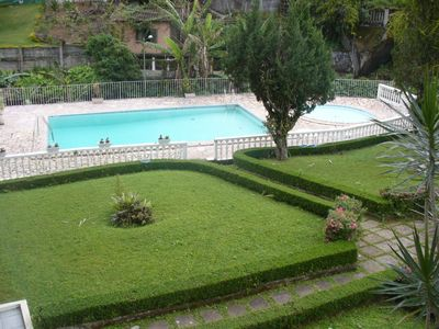 Photo for Luxurious house with swimming pools, fireplaces, barbecue, campinho