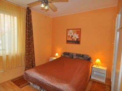 Photo for Apartment for 4 persons, downtown and lake Balaton also 150m, free WIFI