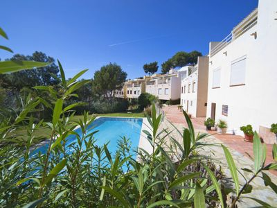 Photo for Apartment Bernia Golf in Altea - 6 persons, 3 bedrooms