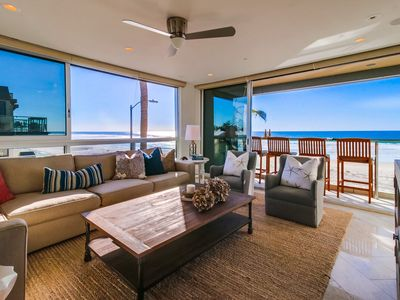 Photo for NEW LISTING! High-End Luxury Residence Club Condo w/ 2 Oceanfront Decks!