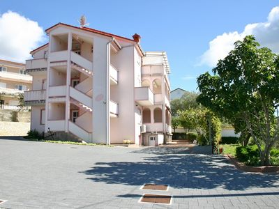 Photo for Apartments Jadranka, (14337), Kampor, island of Rab, Croatia