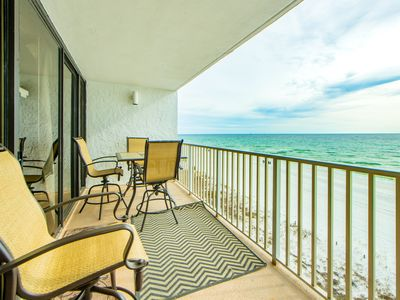 Photo for ☀GulfFront Salty Kisses☀Windward at Edgewater-1BR/2BA-June 15 to 17 $965 total!