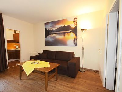 Photo for One bedroom Apartment, sleeps 2 in Bad Hofgastein with WiFi
