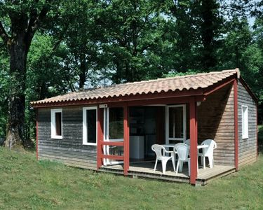 Photo for Camping Rouffiac *** - Chalet Détente 3 Rooms 4/6 People