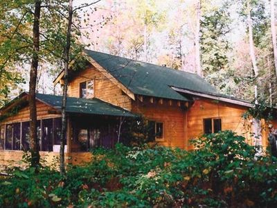 Photo for 1BR Cabin Vacation Rental in Hayward, Wisconsin