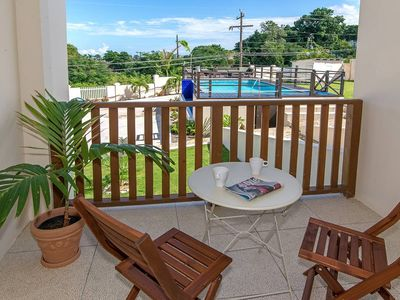 Photo for Lovely 2BR Townhouse w/Pool, FREE Beach Shuttle, Beach Club Montego Bay #4