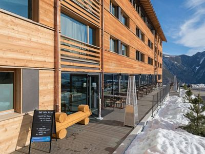 Photo for 1BR Apartment Vacation Rental in Vercorin, Valais
