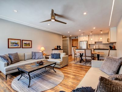 Photo for #1101 Large Ski-in, Remodeled One Bedroom in Downtown Breckenridge By VacaVibe