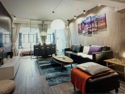 Photo for New Luxurious 700sqft APT modern&spacious 2BDR TST