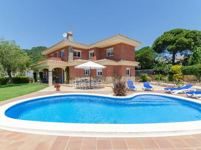 Photo for Club Villamar - Charming villa with private swimming pool, located in a private urbanization with...