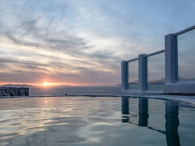 Photo for Villa Art Gallery Mykonos is an Art Gallery wi... - Five Bedroom Villa, Sleeps 16