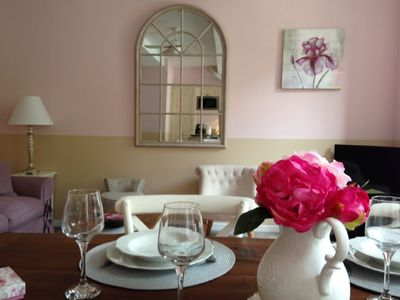 Photo for Luxury 3 or 2 bed Apartment close to the Canal Du Midi & the Medieval Cité
