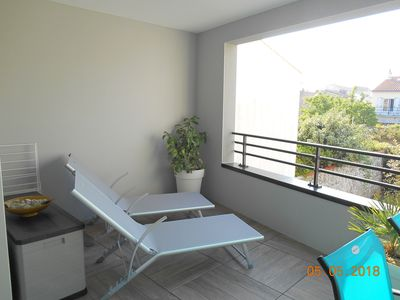 Photo for Beautiful apartment of 80m2 quiet for 4 people