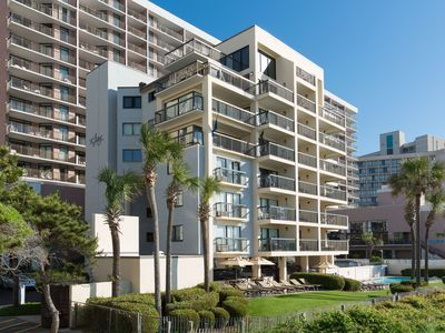 *CLOSEST AMAZING VIEWS OF THE OCEAN IN OUR SAVOY OCEANFRONT CONDO!*