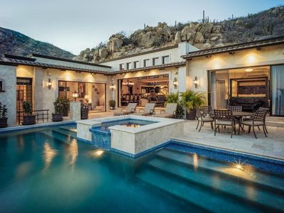 Photo for Stunning Views Cabo Mexico Private Villa