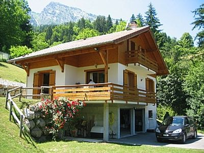 Photo for Spacious villa in a beautiful tranquil area near  Lake Annecy