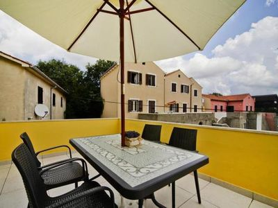 Photo for Apartments Dolac, Nerezine  in Losinj - 4 persons, 1 bedroom