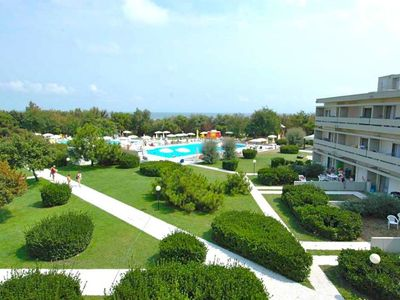 Photo for Holiday Apartment - 4 people, 38m² living space, 1 bedroom, sea view, Internet/WIFI