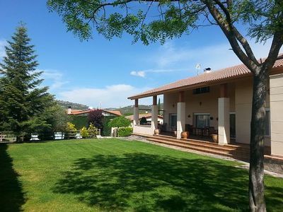 Photo for 5BR Cottage Vacation Rental in Golmayo, Soria