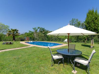 Photo for Club Villamar - Beautiful spanish massia with a large and precious garden, private pool, a perfec...