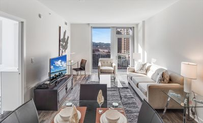 Photo for Brand New! Luxury One Bedroom Apartment in Crystal City