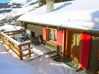 Photo for Vacation home La Pive in Verbier - 6 persons, 3 bedrooms