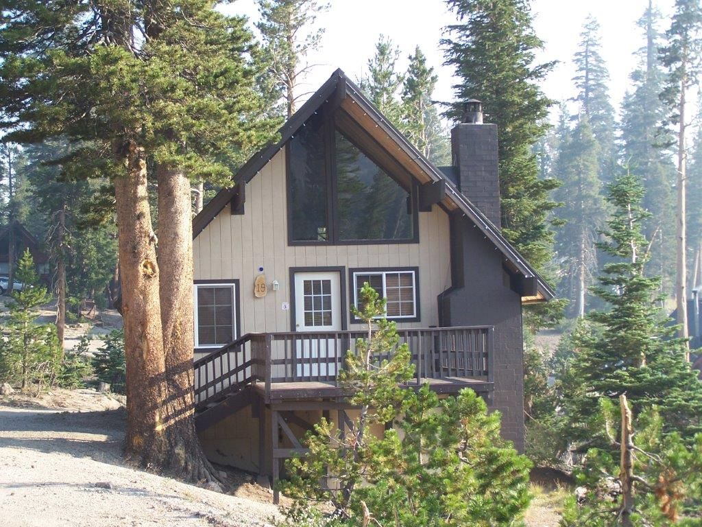 Ski In Ski Out Slope Side Cabin Chalet 19 5 Br Vacation Cabin For Rent In Mammoth Lakes