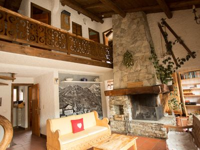 Photo for 5 rooms standing in the Chalet