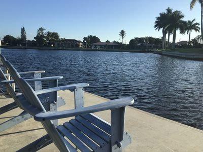 Photo for Waterfront Canal Home - Easy access to Gulf