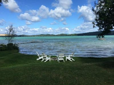 Photo for Cottage ON Glen Lake AVAIL AUG 17-24
