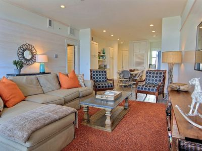 Photo for Perfect for a family of 6, stay in our amazing beach condo!